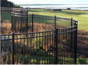 Alluminum Fence Custom